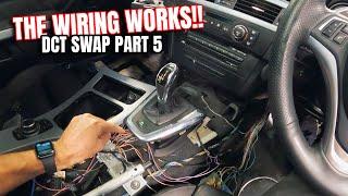 BMW N54 DCT Swap Part 5: FIRST START & REAL TEST