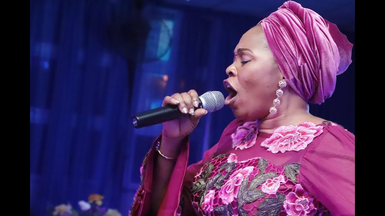TOPE ALABI POWERFUL MINISTRATION | FESTIVAL OF AFRICAN PRAISE AND MIRACLE 2018