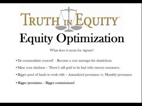 Equity Optimization Cash Flow Wealth Builder Payoff mortgage fast
