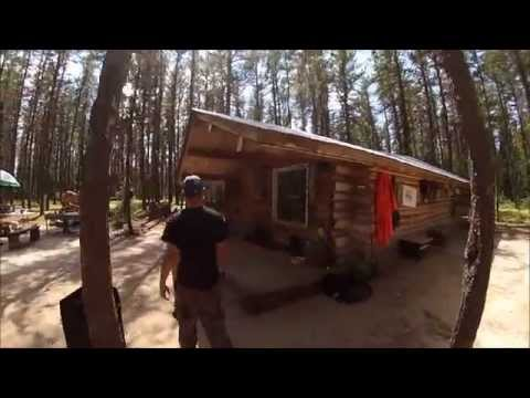 Northern Prospecting Adventures  Gold Busters Camp Tour