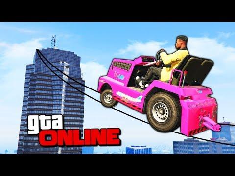 Видео Гта 5 онлайн симулятор
