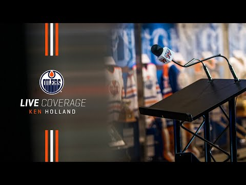 ARCHIVE - Oilers Name Holland GM and Pres. of Hockey Ops.