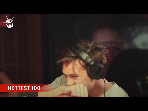 Flume reacts to winning Hottest 100
