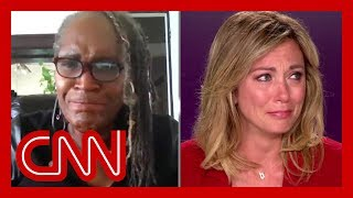 Brooke Baldwin tears up about George Floyd: I'm so angry
