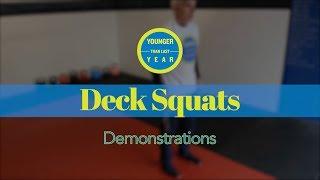 YTLY Demonstrations: Deck Squats