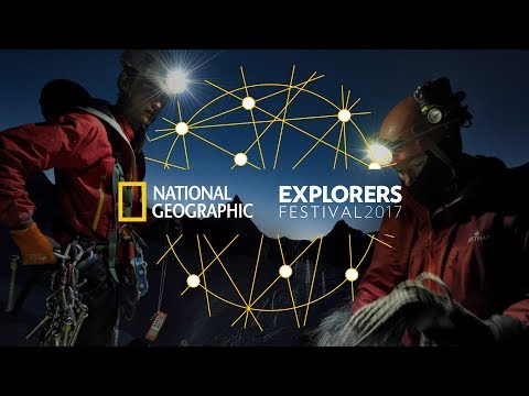 Explorers Festival, Saturday June 17 | National Geographic
