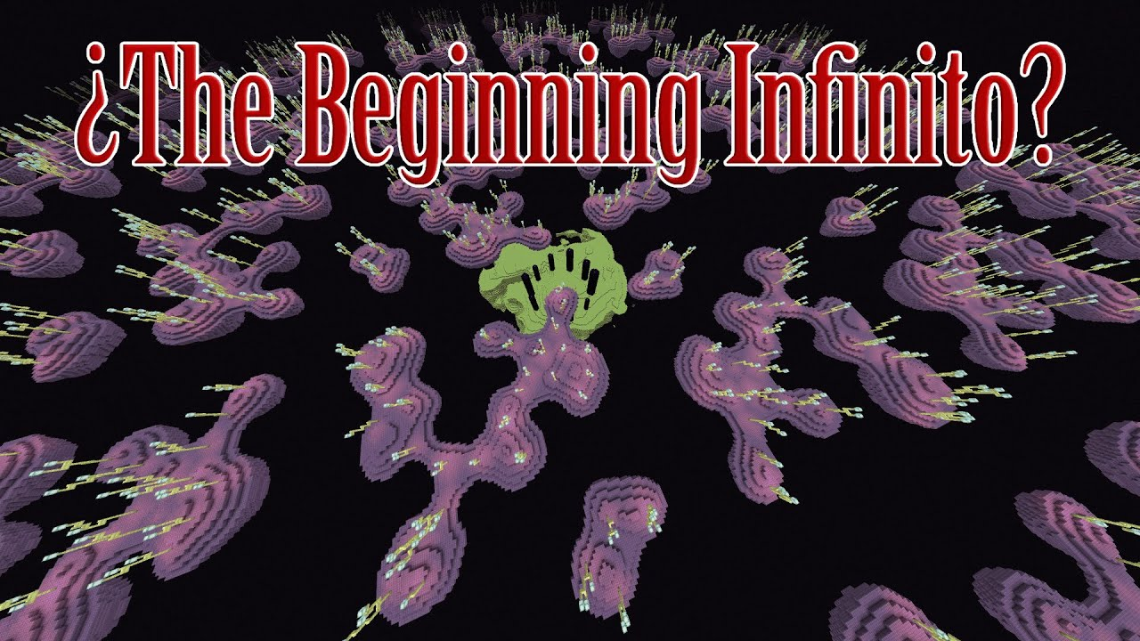 THE BEGINNING INFINITO | Permadeath Bedrock: Revamped
