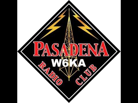 W6KA Field Day 2014 - Pasadena Radio Club