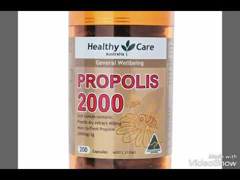 Propolis Healthy Care Asli || Harga Propolis Healthy Carea 2000
