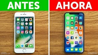 Por qué los nuevos teléfonos no tienen botón de inicio