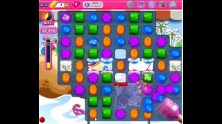 Candy Crush Saga Nivel 1632 completado en español sin boosters (level 1632)
