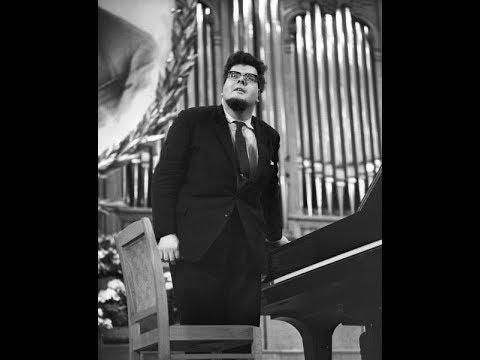 John Ogdon plays Debussy, Liszt, Balakirev - live 1962