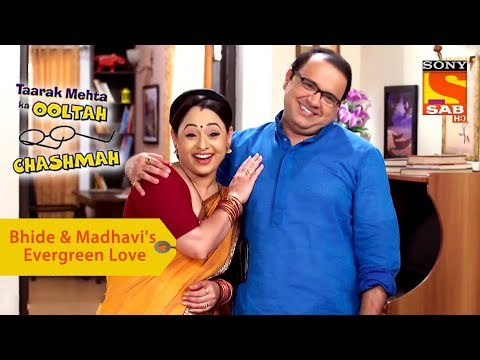 Your Favorite Character | Bhide & Madhavi's Evergreen Love | Taarak Mehta Ka Ooltah Chashmah