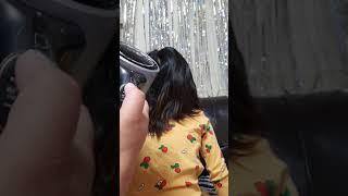 LG코드제로/청소기성능테스트/딸머리묶기