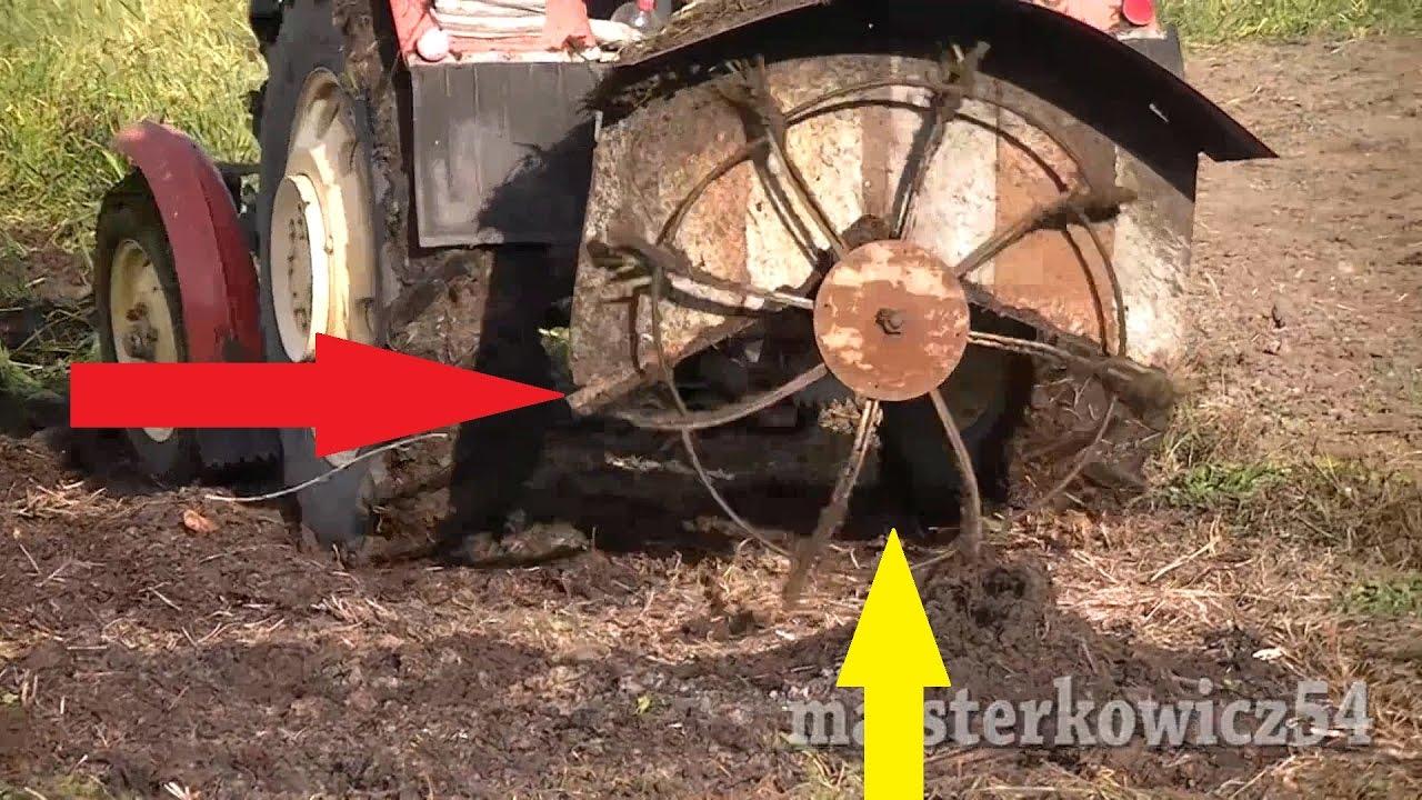 Home Built Manure Spreader : Best manure spreader home made new diy youtube