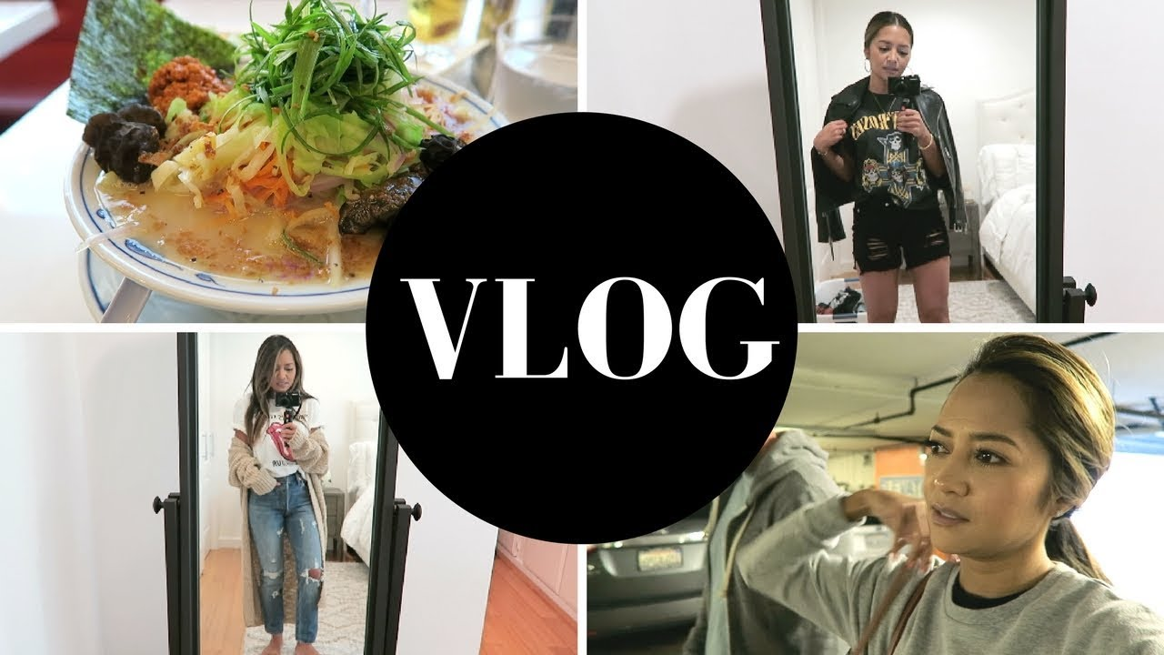 VLOG: My Week In Casual Outfits, Easter, Ramen and MORE!!! 3