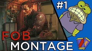 MGSV: FOB Montage #1 (PvP Funny Moments)