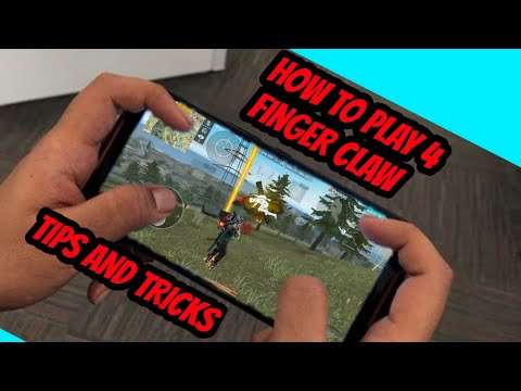 How To Play 4 Finger Claw Properly | Tips And Tricks For 4 Finger Claw | Free Fire | Hyper KK
