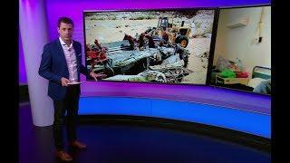 فيديو| 17 قتيلا في انقلاب حافلة في المغرب جراء الفيضانات