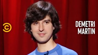 Why Swimming Is a Confusing Sport Demetri Martin