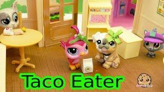 Cheater Taco Eater - LPS Mommies Series Littlest Pet Shop - Part 67 Cookieswirlc Video