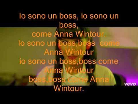 Baby K   Anna Wintour