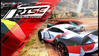 Rise Race The Future - Gameplay ( PC )