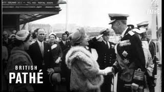State Visit Of King Gustav  (1954)