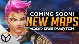 Overwatch: New Maps & Game Modes Coming SOON!?