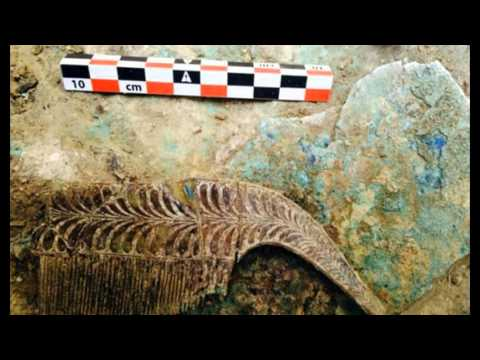 Ancient Warrior's Tomb and Huge Treasure Hoard Found In Greece