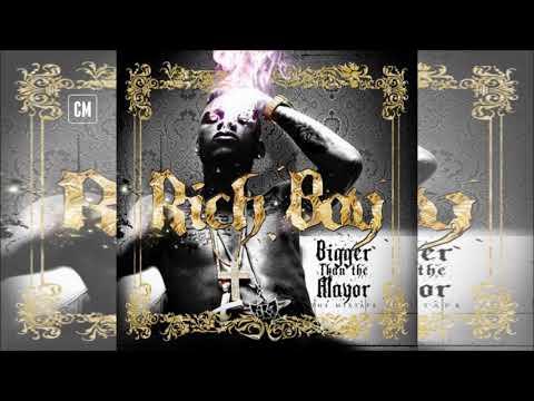 Rich Boy - Bigger Than The Mayor [FULL MIXTAPE + DOWNLOAD LINK] [2008]