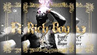 Rich Boy - Bigger Than The Mayor [FULL MIXTAPE + DOWNLOAD LINK] [2008]