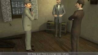 Sherlock Holmes Nemesis - Bad Ending