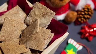 Crackers croccanti al Sesamo - Energy TV