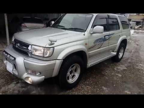 Toyota Hilux Surf 185 ,3400cc,2001 год.