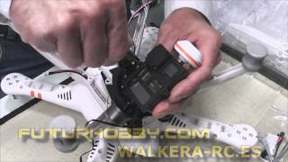 В QR X350PRO керівництво Futurhobby 1