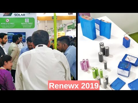 Renewx 2019 | Renewable Energy Expo Hyderabad |  Day 1 | First Half