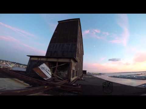 Red Hook Brooklyn Grain Terminal