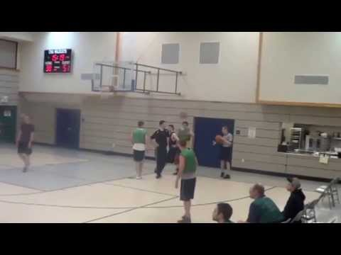 Central Vermont Academy Vs. Cape Cod  Basketball Game (With Refs) Saturday April 27, 2013
