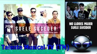 Suele Suceder ( Instrumental ) - Piso 21 FT Nicky Jam