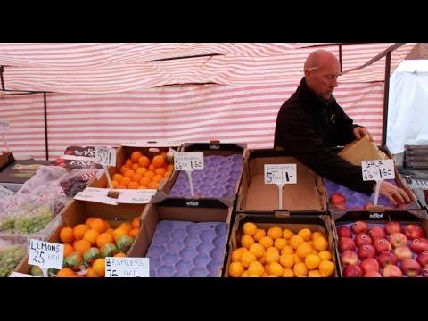 St Ives Market