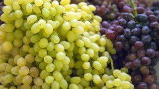 Как приготовить виноград в маринаде