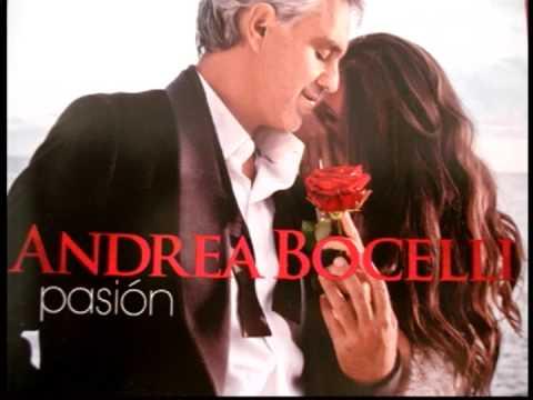 Andrea Bocelli 2013.Contigo En La Distancia,Chica De Ipanema. Septiembre Amor,