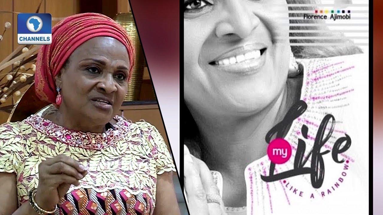 Download Florence Ajimobi Reviews Her Book 'My Life Like A Rainbow'
