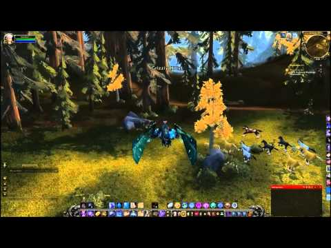 Mounting Up Quest - World of Warcraft