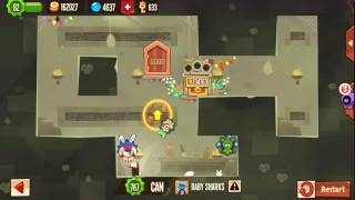 King Of Thieves - Base 96 Hard Layout Solution