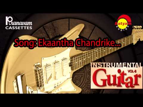 Ekantha chandrike - Instrumental Vol 8