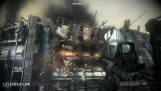 Killzone 2 E3 2005 Comparison Trailer. HD