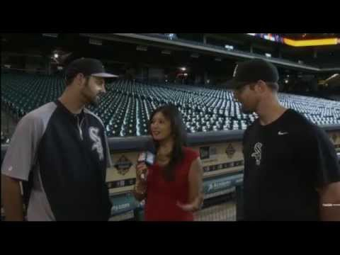Interview with the Danks brothers of the White Sox
