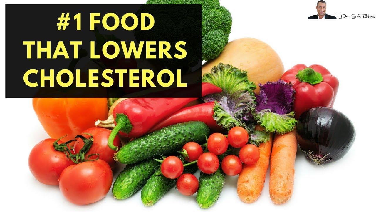 1 Food For Lowering Your Cholesterol Improving Heart Health